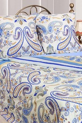 Постельное белье Евро 70x70 Сова и Жаворонок