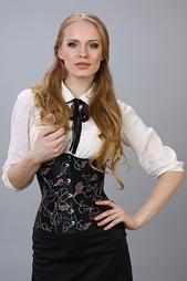 """Корсет """"под грудь"""" Nadia Piskun"""
