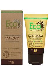Защитный крем для лица SPF 15 ECO SUNCARE