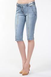 Капри джинсовые Roccobarocco