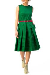 Платье Green Spring YULIASWAY