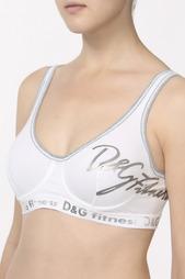Бюстгальтер для фитнеса Dolce&Gabbana Dolce&;Gabbana