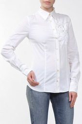 Рубашка-вышивка-стразы Ice Iceberg
