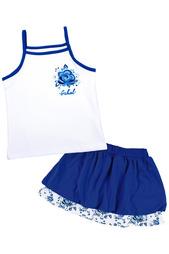 Комплект: джемпер и юбка Апрель