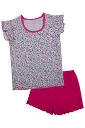 Комплект: джемпер и шорты Апрель