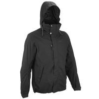 Куртка Arpenaz 300 Rain 3 В 1 Мужская Черная Quechua
