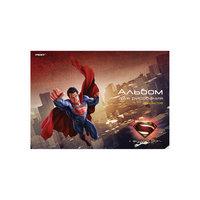 """Альбом для рисования """"Супермен"""", 20 листов Proff"""