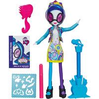 Кукла Рейнбоурокс: Диджей Пони-3, с аксессуарами, Эквестрия герлз Hasbro