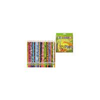 Цветные карандаши, 24 цв. Tukzar