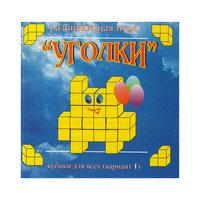 Развивающая игра «Уголки. Кубики для всех» Корвет