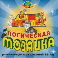 """Развивающая игра """"Логическая мозаика"""" Корвет"""