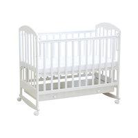 Кроватка 325, Фея, белый