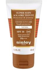Солнцезащитный оттеночный крем для лица с SPF30, оттенок Натуральный Sisley