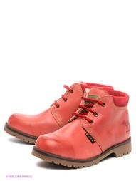 Розовые Ботинки El Tempo