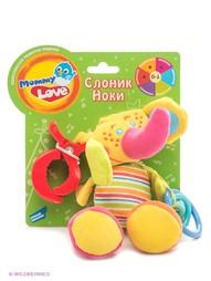 Мягкие игрушки MOMMY LOVE