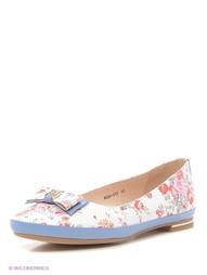 Разноцветные Туфли Baden