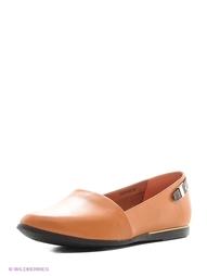 Оранжевые Туфли Baden