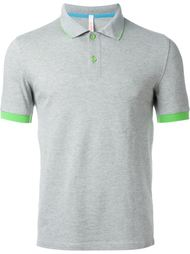 футболка-поло 'Righe Fluo' Sun 68