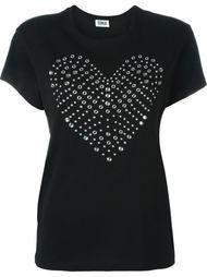 футболка 'Studded Heart'  Sonia By Sonia Rykiel
