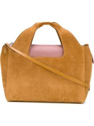 box handle tote bag The Row