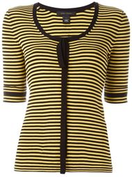 striped fine knit top  Marc Jacobs