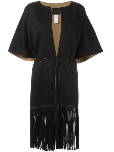 пальто с короткими рукавами  Agnona