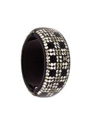 Swarovski crystal cuff Chanel Vintage