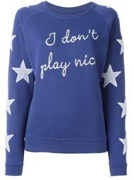 толстовка 'Play Nice' Zoe Karssen