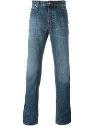 джинсы прямого кроя   Ami Alexandre Mattiussi