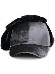 бейсбольная кепка 'Velvet Bow' Federica Moretti