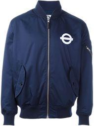 куртка-бомбер с логотипом  Roundel London