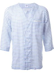 striped henley T-shirt Bedwin & The Heartbreakers