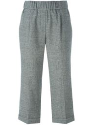 cropped trousers Brunello Cucinelli