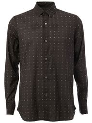 patterned shirt Ann Demeulemeester Grise
