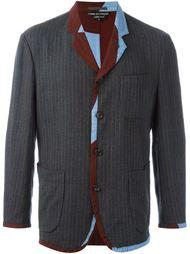 двухсторонний пиджак Comme Des Garçons Vintage