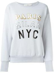 front print sweatshirt  Golden Goose Deluxe Brand