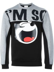 Felix the Cat print sweatshirt Iceberg