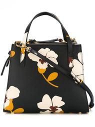 сумка-тоут с цветочным принтом Marni