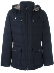 hooded jacket Brunello Cucinelli