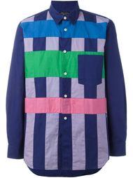 panelled shirt  Comme Des Garçons Vintage