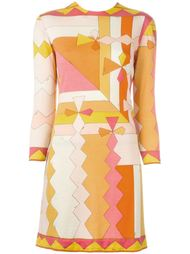printed shift dress Emilio Pucci Vintage