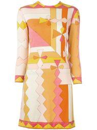 printed shift dress Emilio Pucci Vintage