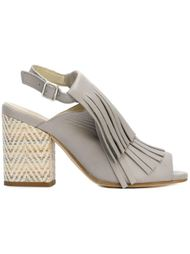 fringed sandals Ouigal