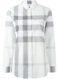 checked shirt Burberry Brit