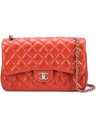 jumbo double flap shoulder bag Chanel Vintage