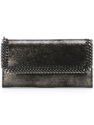 'Shaggy Deer Falabella' wallet Stella McCartney