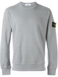 crew neck sweatshirt  Stone Island