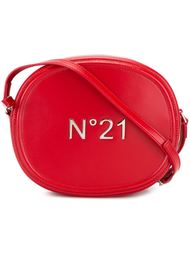 logo plaque crossbody bag Nº21
