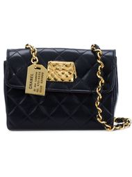 mini flap crossbody bag Chanel Vintage