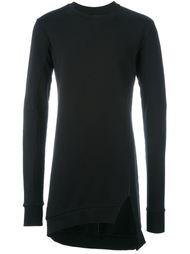 asymmetric hem sweatshirt Thom Krom